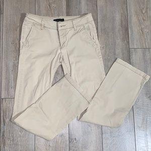 Aeropostale Classic Twill Khaki Pants (2Reg)